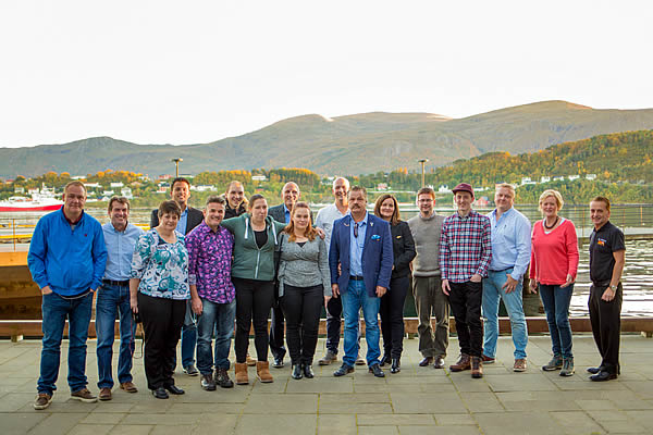 all-attendees-on-the-norway-study-trip