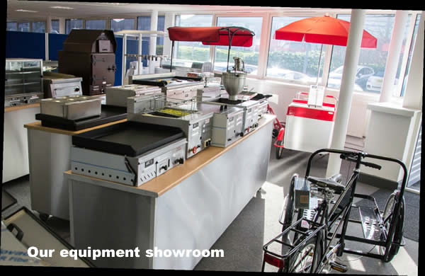 catering equipment by AJC