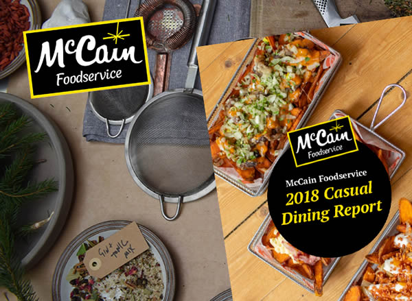 McCain Casual Dining Report 2018